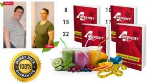4 week diet review